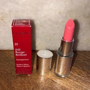 Clarins Perfect Shine Sheer Lipstick